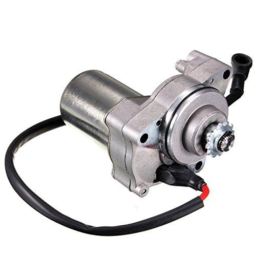 Beehive Filter 50CC 70CC 90CC 110CC Electric Starter Motor Engine Mount 3 Bolt fits 4-stroke QUAD Bikes ATV Pit