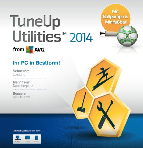 S.A.D TuneUp Utilities 2014 - Weltmeister Edition