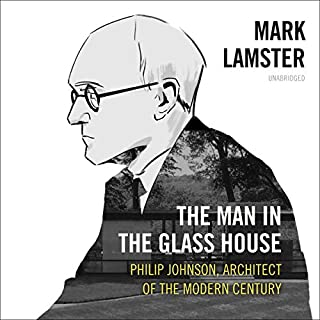 The Man in the Glass House cover art