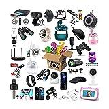 NBCV Caja Misteriosa Electrónica,Mystery Box,Caja Sorpresa,Productos Electrónicos Aleatorios, Paquetes Sorpresa para Usted O como Regalo para Otros. C