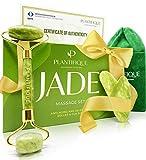 Premium Rodillo de Piedra De Jade Autentico Certificado Para Rostro 100% Natural -...