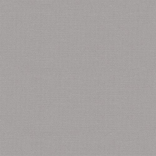 Kt KILOtela Tela de loneta Lisa - Decoración hogar, Cojines, tapicería Ligera - Retal de 100 cm Largo x 280 cm Ancho   Gris ─ 1 Metro