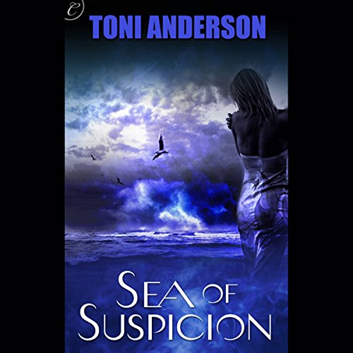 Sea of Suspicion audiobook cover art