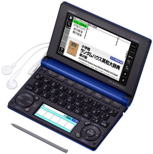 『カシオ 電子辞書 エクスワード プロフェッショナルモデル XD-B10000』のトップ画像