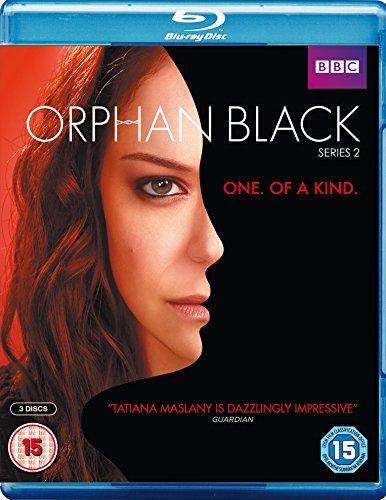 Orphan Black: Series 2 (3 Blu-Ray) [Edizione: Regno Unito] [Edizione: Regno Unito]