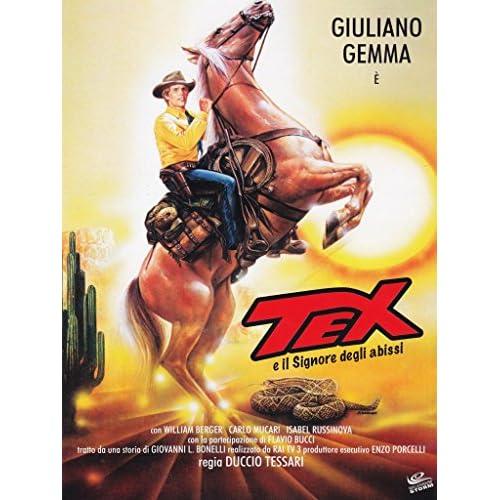 Tex Willer E Il Signore Degli Abiss