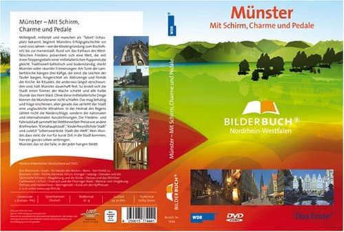 Münster - Mit Schirm, Charme und Pedale - Bilderbuch Nordrhein-Westfalen
