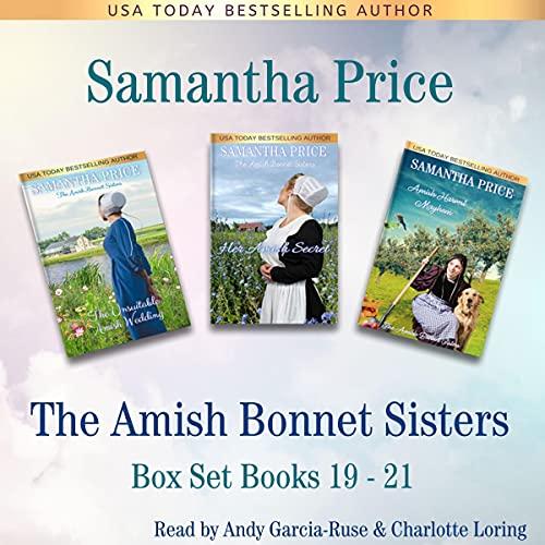 The Amish Bonnet Sisters Series Box Set, Volume 7 Titelbild