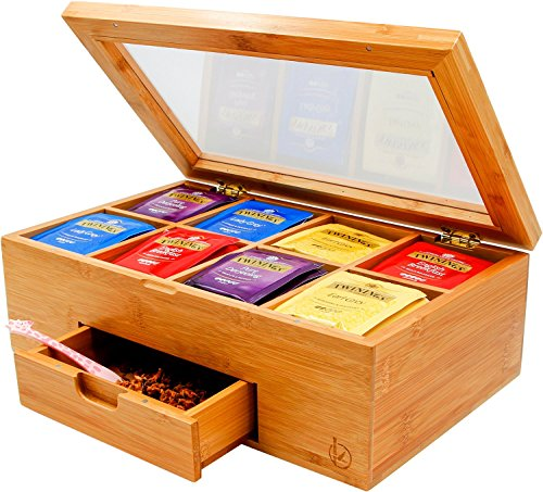 Tea Box Organizer