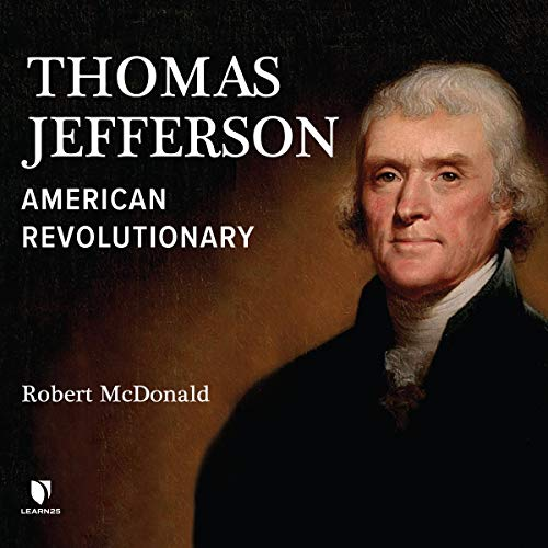 Thomas Jefferson: American Revolutionary  By  cover art