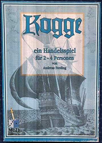 Kogge [Handelsspiel, Taktikspiel].