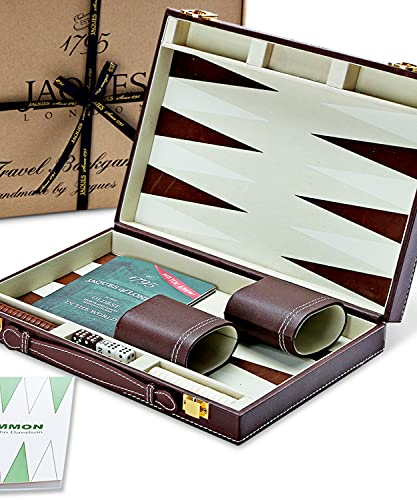 Jaques of London -   Backgammon Set - 11