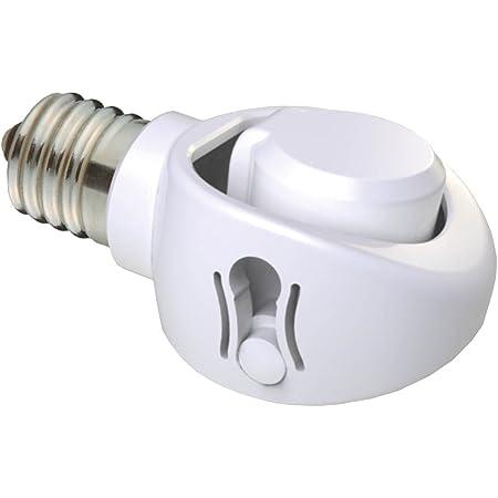 ムサシ RITEX 【E17 LED電球専用】 可変式ソケット 屋内用 DS17-10
