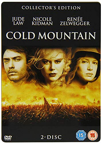 Cold Mountain (Limited Edition Steelbook) [DVD]