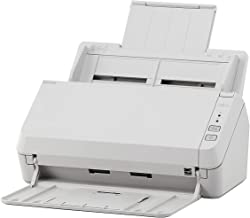 Fujitsu ImageScanner SP-1130N Sheetfed Scanner - 600 dpi Optical - 24-bit Color - 8-bit Grayscale - 30 ppm (Mono) - 30 ppm...