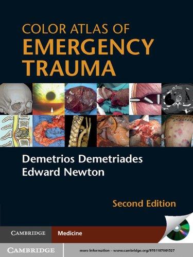 Color Atlas of Emergency Trauma (English Edition)