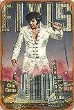 Cimily Elvis Presley Vintage Blechschilder Zinn Poster