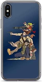 RobertsShop Naughty Dog - Drake, Joel, Jak Case Cover Compatible for iPhone (7/8)