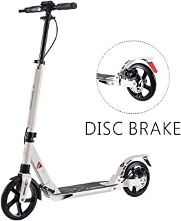 dual suspension kick scooter