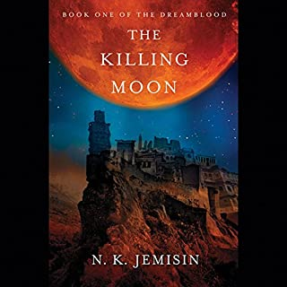 Page de couverture de The Killing Moon