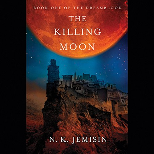 The Killing Moon     Dreamblood, Book 1              By:                                                                                                                                 N. K. Jemisin                               Narrated by:                                                                                                                                 Sarah Zimmerman                      Length: 12 hrs and 38 mins     703 ratings     Overall 4.2