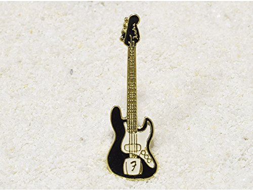 MPE - Spilla musicale basso elettrico replica fender mod: MCLIPS6
