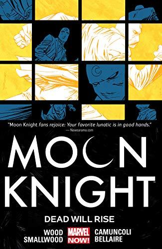Moon Knight Vol. 2: Dead Will Rise (English Edition)