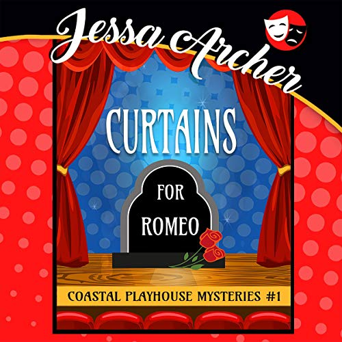 Curtains for Romeo audiobook cover art