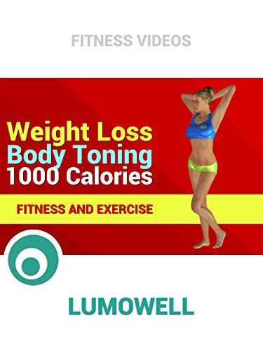 1000 calorie burn - 3