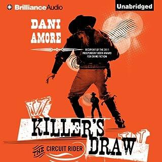 Killer's Draw audiobook cover art