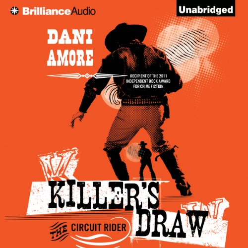 Killer's Draw audiobook cover art
