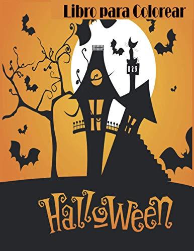 Halloween Libro para Colorear: Los niños libro de Halloween, edades 8-12, con: Los monstruos caramelo werewolfs