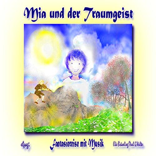 Mia und der Traumgeist Titelbild