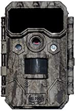 Alpha Cam Hunting Trail Camera 24MP 1080p 30fps IP67 Waterproof Scouting Cam with Ultra Fast Trigger Speed and Recovery Rate 2.4