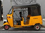 Piaggio Rickshaw: 120 pages with 20 lines you can use as a journal or a notebook .8.25 by 6 inches.