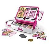 Grandi Giochi. Caja registradora compatible con Barbie Juguete 3+