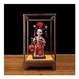 Artesanías de estatua de princesa, decoraciones, decoraciones de mesa, estatuas,...