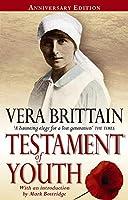 TESTAMENT OF YOUTH (Virago classic non-fiction)