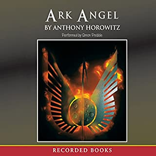 Ark Angel                   Written by:                                                                                                                                 Anthony Horowitz                               Narrated by:                                                                                                                                 Simon Prebble                      Length: 7 hrs and 47 mins     1 rating     Overall 5.0