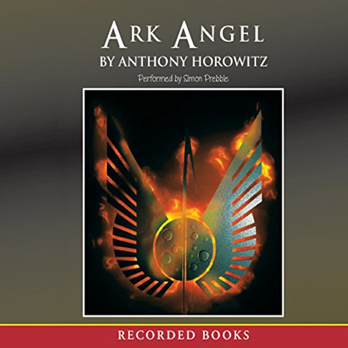 Ark Angel audiobook cover art