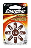 Energizer 6Stück je 8Batterien Hörgeräte...