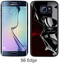 Fashionable Custom Designed Skin Case For Samsung Galaxy S6 Edge With star wars Black Phone Case