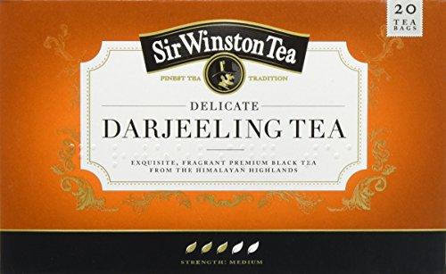 Pompadour Té Darjeeling Sir Winston - 20 bolsitas - [Pack de 5]