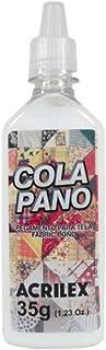 Cola Pano, Acrilex, Bisnaga de 35 Gramas