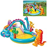 Intex 57135 - Playcenter Dinosauri, 333 x 229 x 112 cm,...