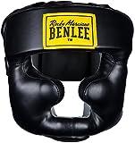 [page_title]-BENLEE Rocky Marciano Kopfschützer Full Protection, Schwarz, S/M