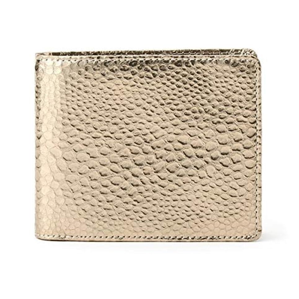 含意屋内曇ったヒロコ ハヤシ(HIROKO HAYASHI) GATTOPARDO(ガトーパルド)二つ折財布