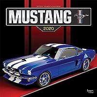Mustang 2020 Calendar