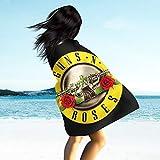 Guns N Roses Telo da Spiaggia 70 x 140 cm