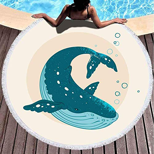 Nazi Mie Strandtuchwal Splash Texture Sketch Tattoo Kunst Grafik Poster Grußkarten Stranddecke